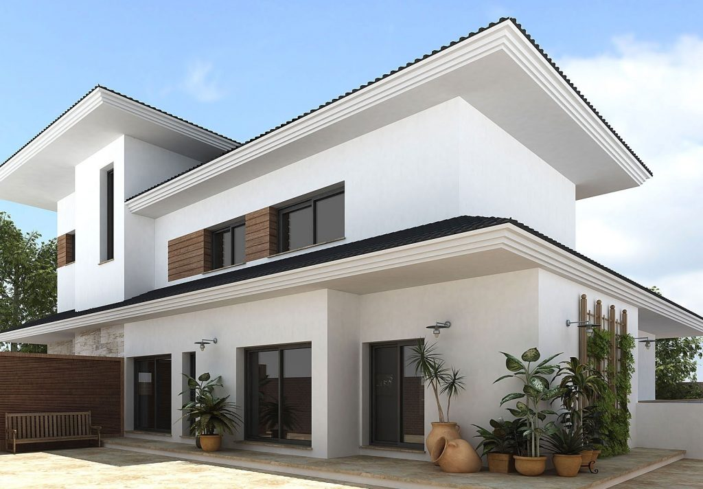Exterior Home Design Also With A Design Outside Of House Also With A