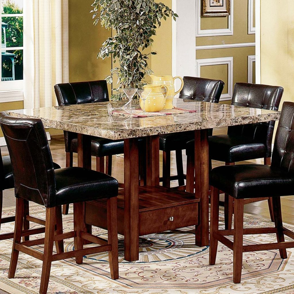 Extraordinary High Top Dining Table Sets 19 Long Bar Wood