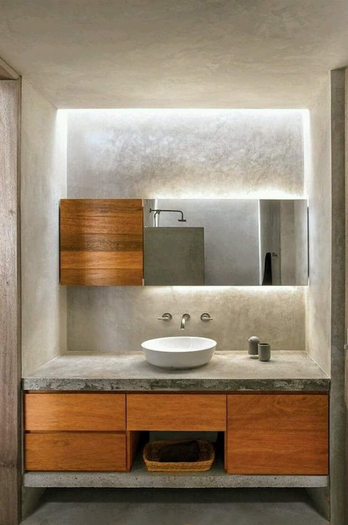 Extraordinary Modern Bathroom Cabinet Ideas Cabinets Of Home