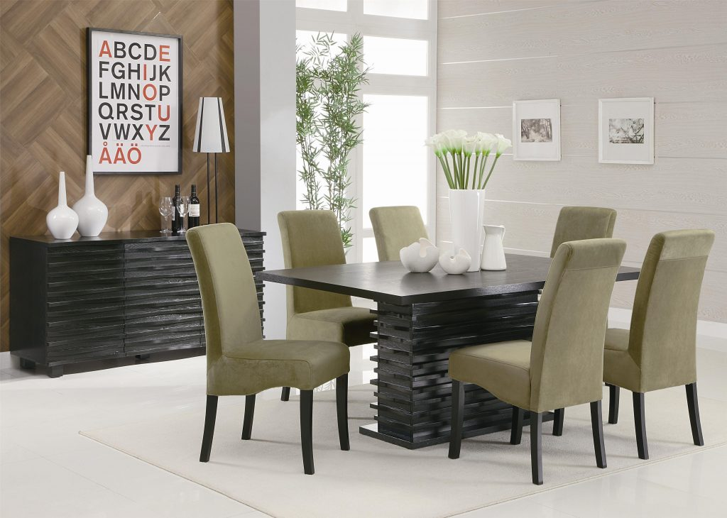 Fabulous Modern Dinner Room Furniture 11 Contemporary Dining