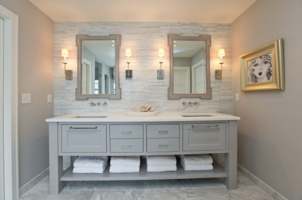 Finding White Bathroom Vanities With Tops Antique Marbles