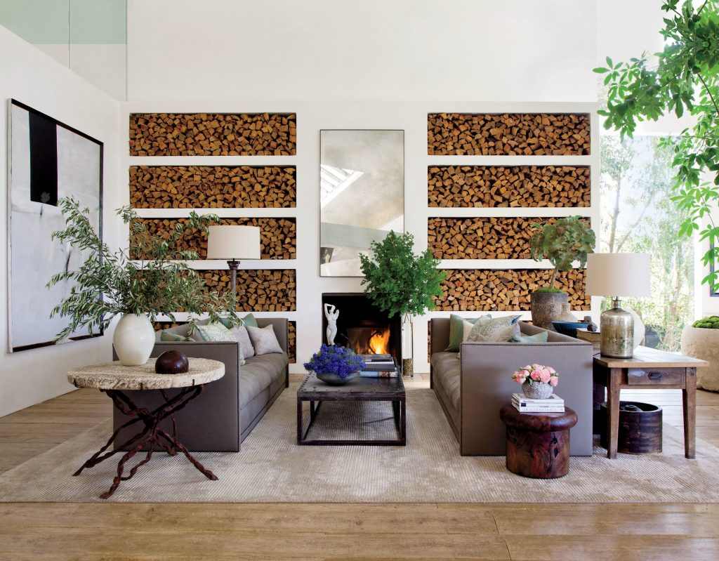 Fireplace Ideas And Fireplace Designs Photos Architectural Digest