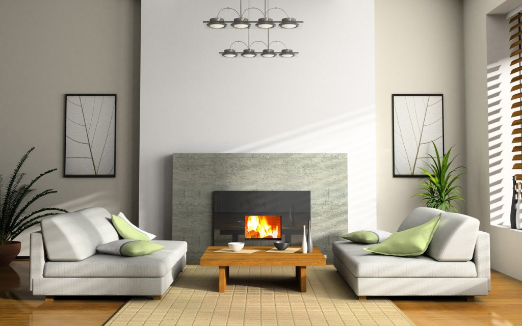 Fireplace Living Room Fireplace Design Ideas