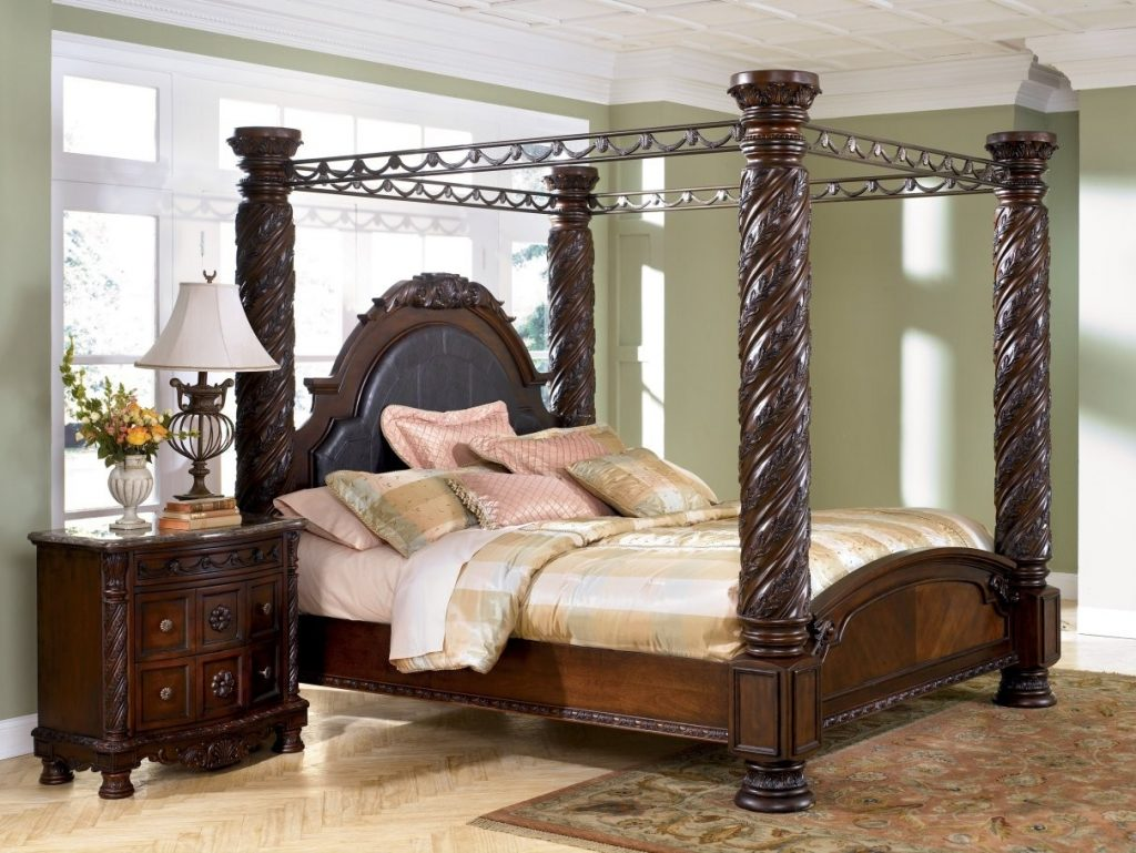 Four Poster King Size Bedroom Sets Photos And Video