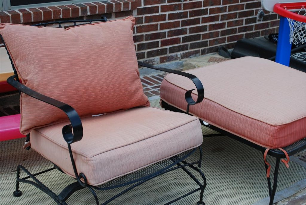 Free Reupholster Outdoor Furniture Craftyc0rn3r Patio Reupholstering