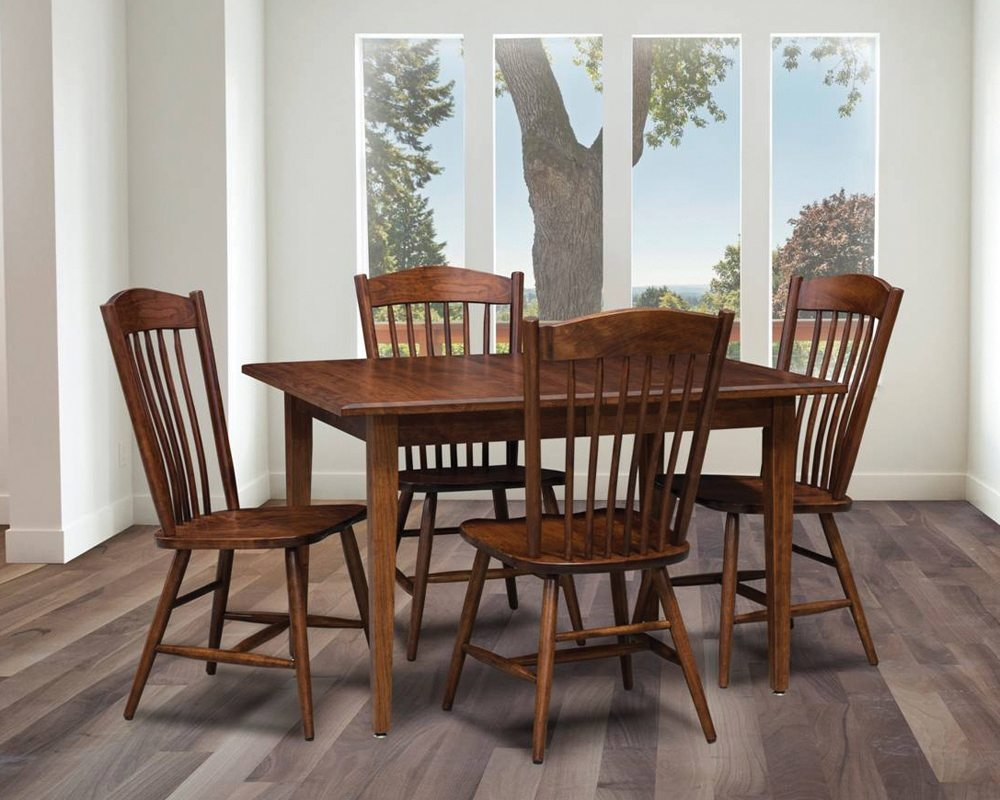 Freeport Dining Set Made In Usa Homesquare Furniture Easton Pa
