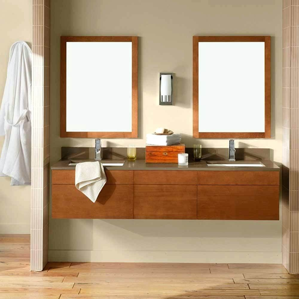 Fundamentals Ronbow Bathroom Vanities 36 Calabria Vanity 036836 B02