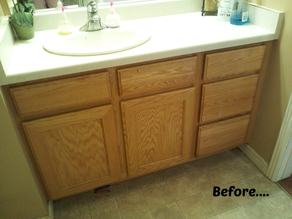 Furniture How To Remodel A Bathroom Vanity And Cool Small Bathroom