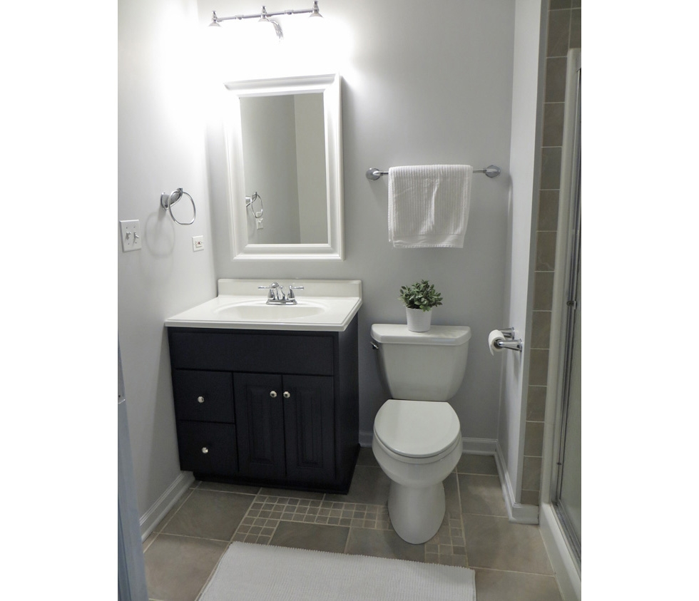 Gallery Inexpensive Bathroom Vanities Longfabu