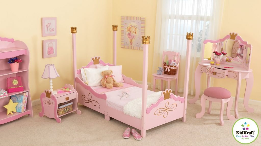 Girls Kids Bedroom Sets Youll Love Wayfair