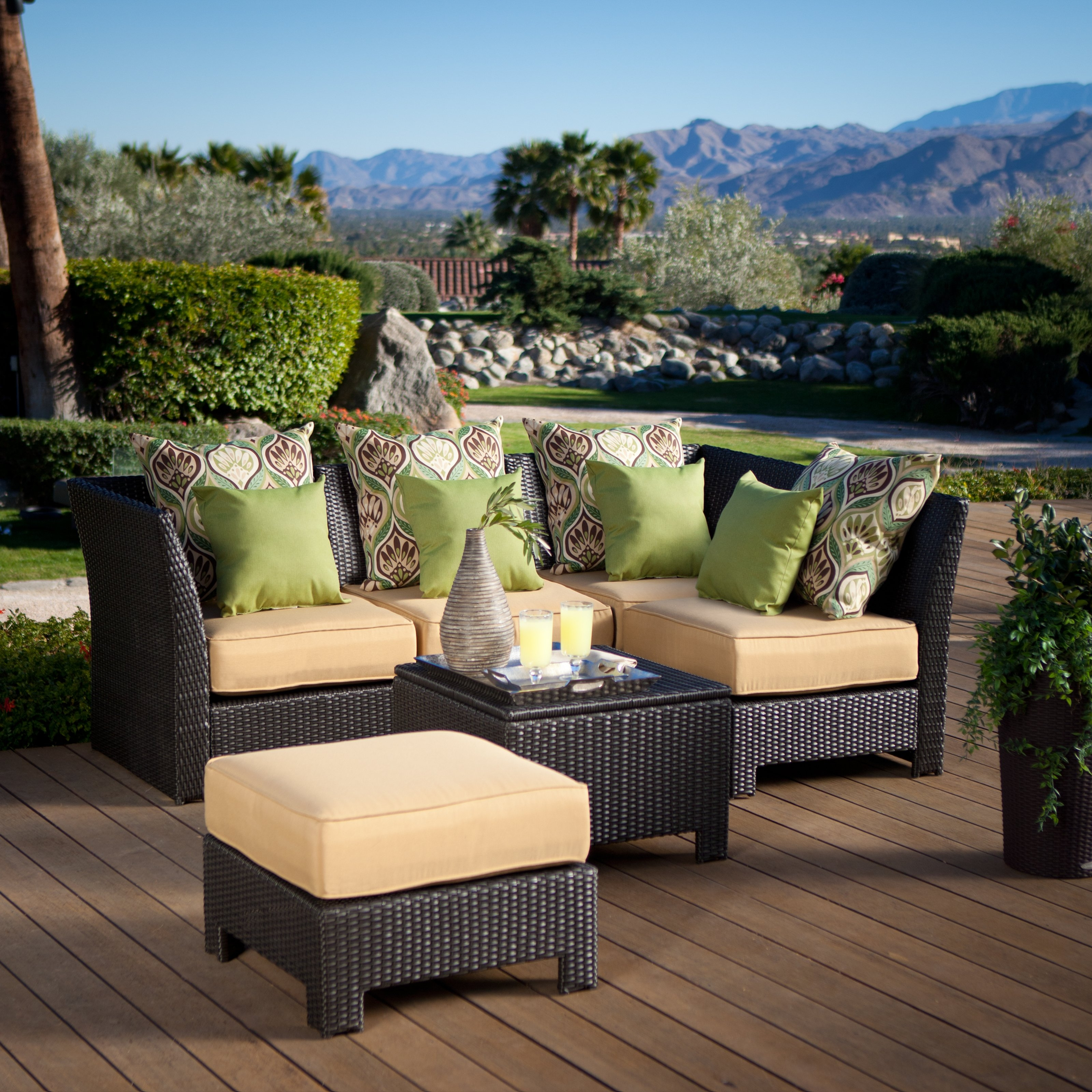 Outdoor Chairs 1 Patio Furniture Sets
