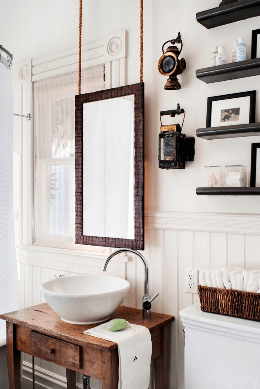 Good Some Pictures Of Small Bathroom Mirrors Layjao