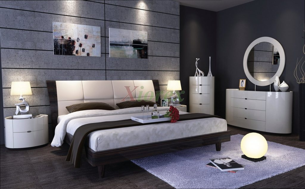 Graceful Modern Bedroom Sets 22 Contemporary Furniture Wood