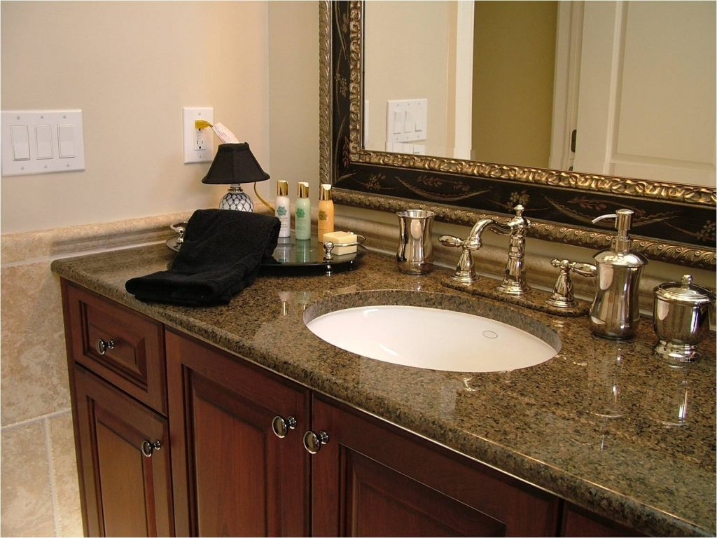 Granite Bathroom Countertops The New Way Home Decor The Art Of