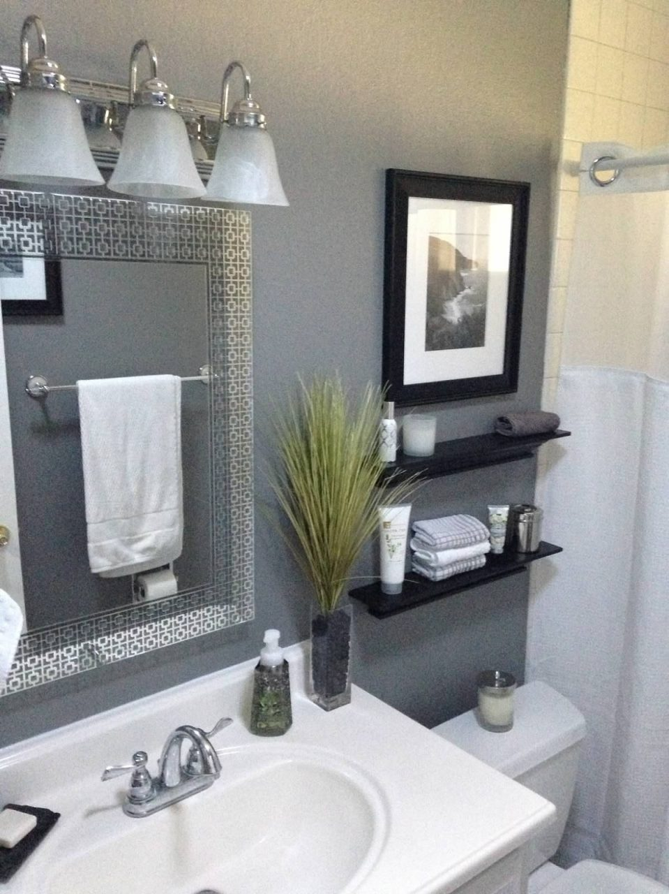 Gray Bathroom Ideas For Relaxing Days And Interior Design Dream