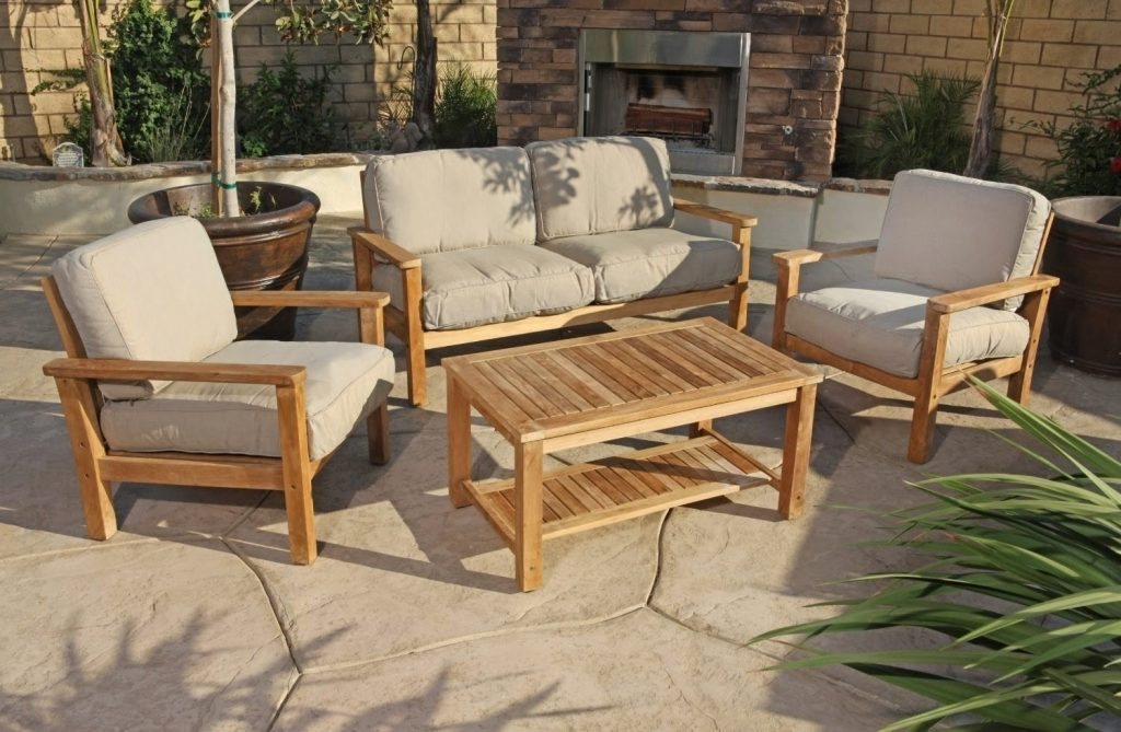 Great Teak Patio Furniture Bay Area F57x On Amazing Inspirational