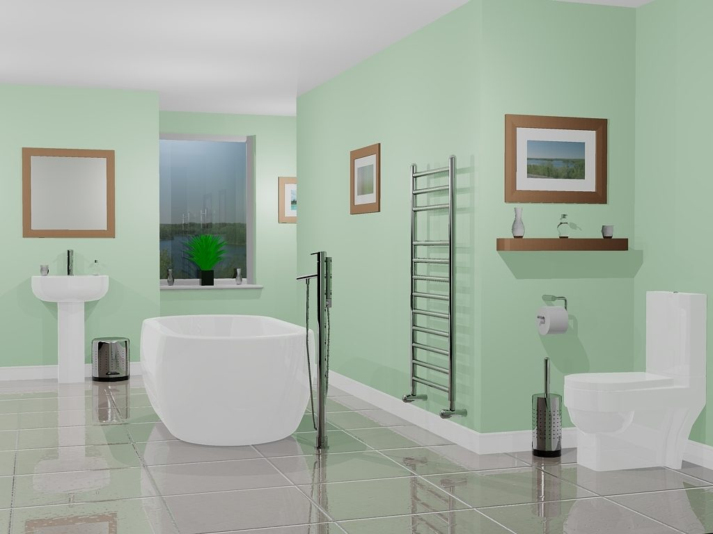 Green Bathroom Color Ideas Bathroom What Color Should I Paint The