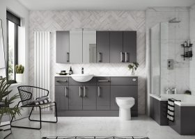 Bathroom Ideas In Grey