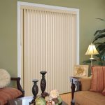 Living Room Vertical Blinds