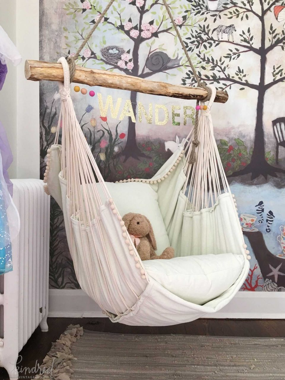 Hanging Hammock Chair For Collection And Outstanding Bedroom Ideas