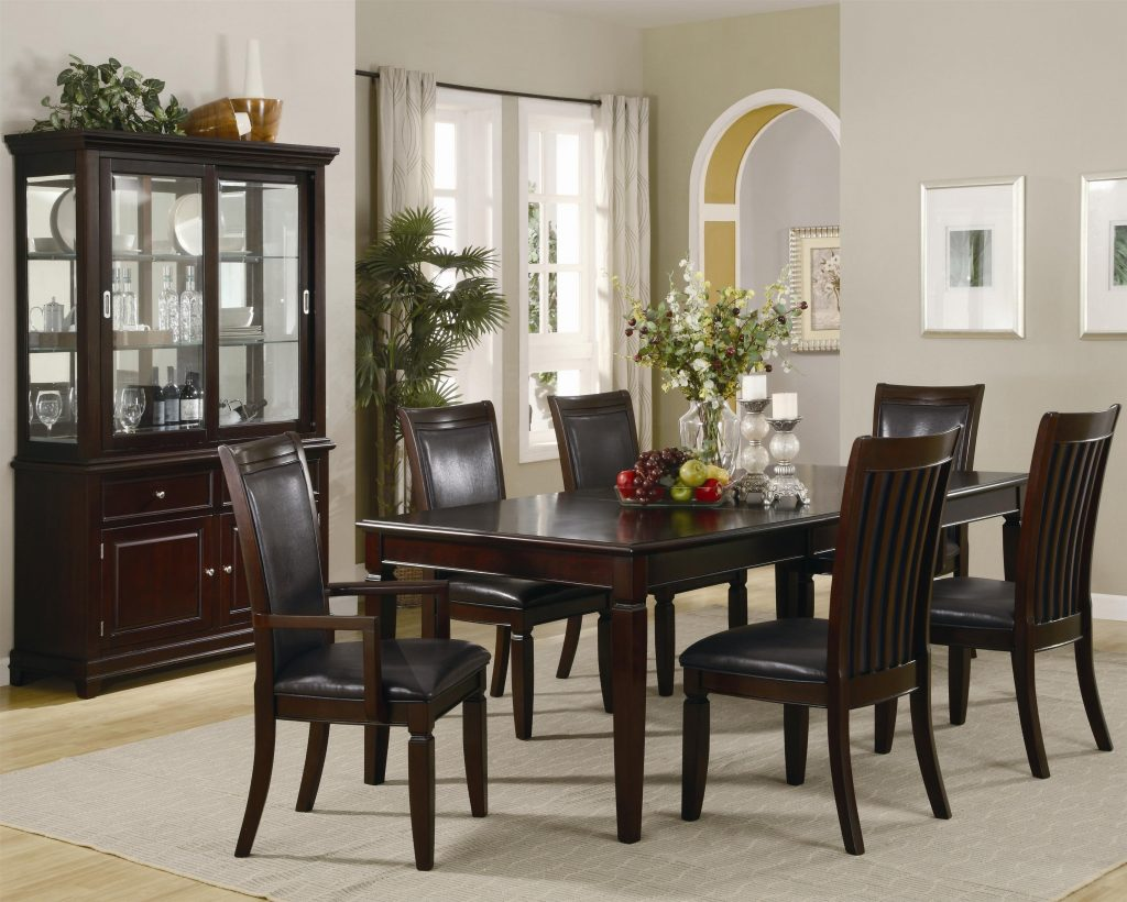 Heavenly Dining Room Table And Hutch Sets Decor A Window Modern