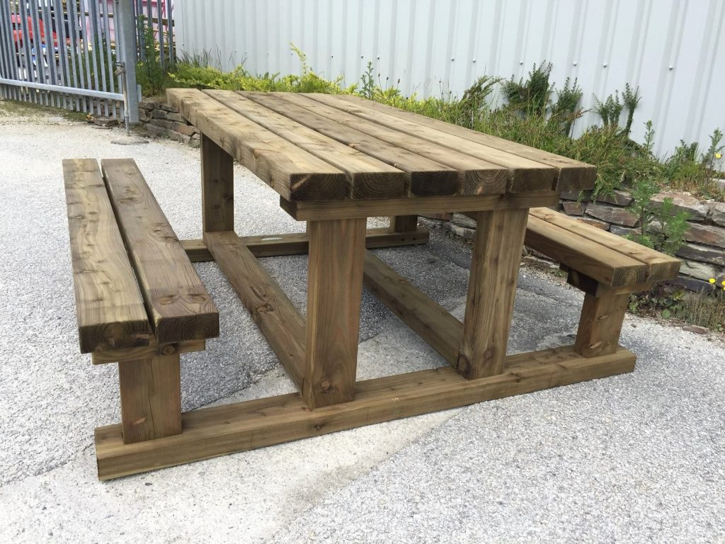 Heavy Wooden Garden Furniture Heavy Duty Wooden Garden Furniture