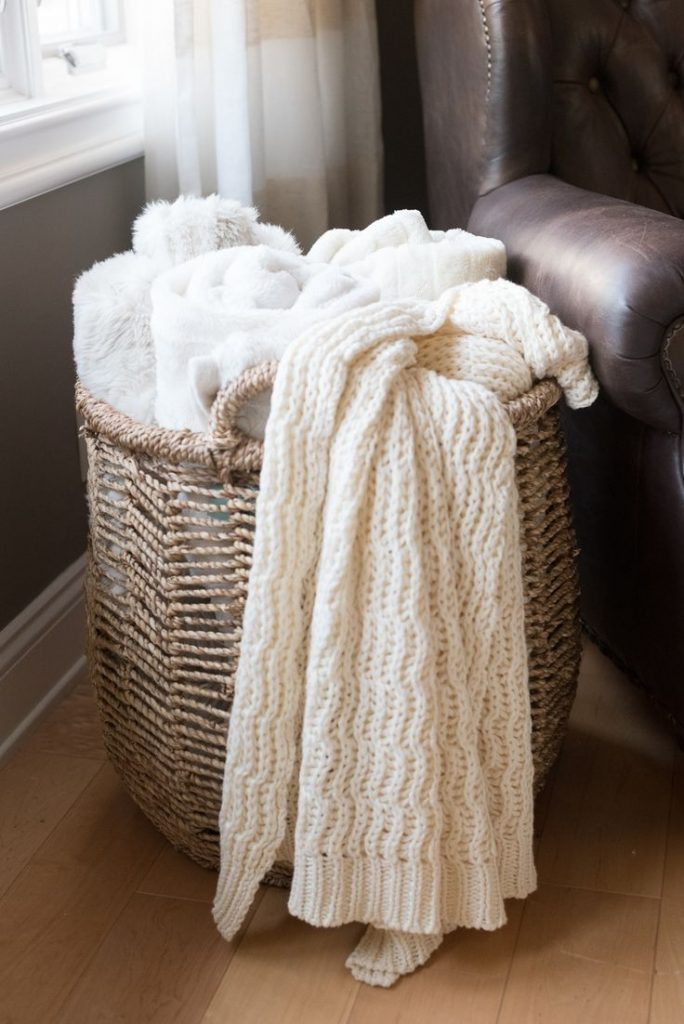 Hello Home Decor Update Pinterest Cozy Blanket And Apartments