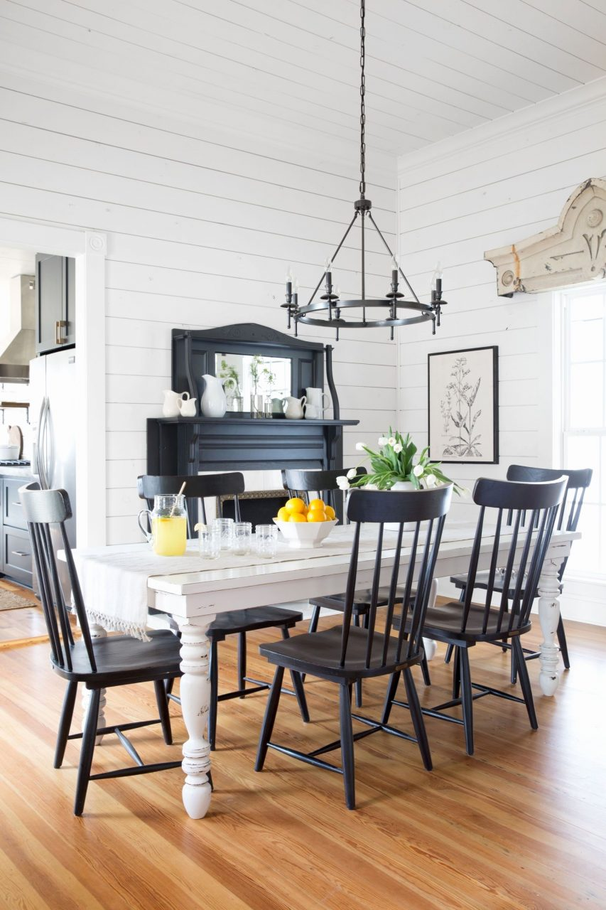 Hgtv Dining Room New Take A Tour Of Chip And Joanna Gaines Magnolia
