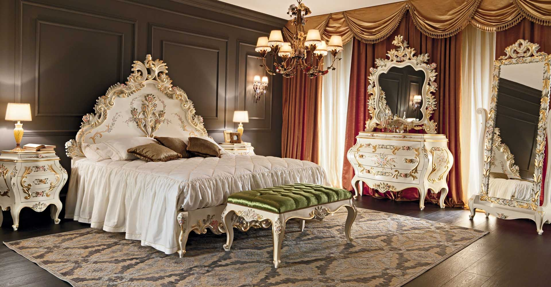 High End Bedroom Furniture Luxury Top Manufacturers Near ...
