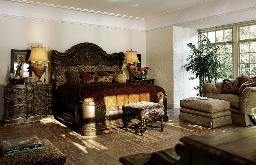 High End Master Bedroom Set Luxury Furniture For Your Home White And