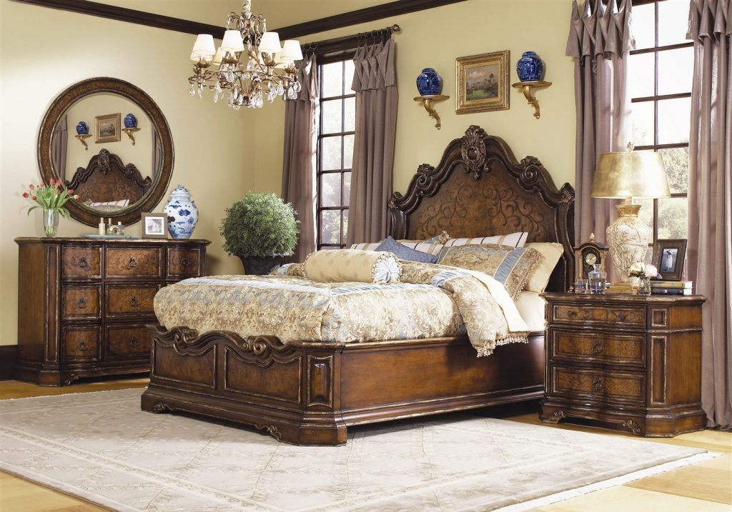 High End Traditional Bedroom Furniture 1 Decoration Full Size