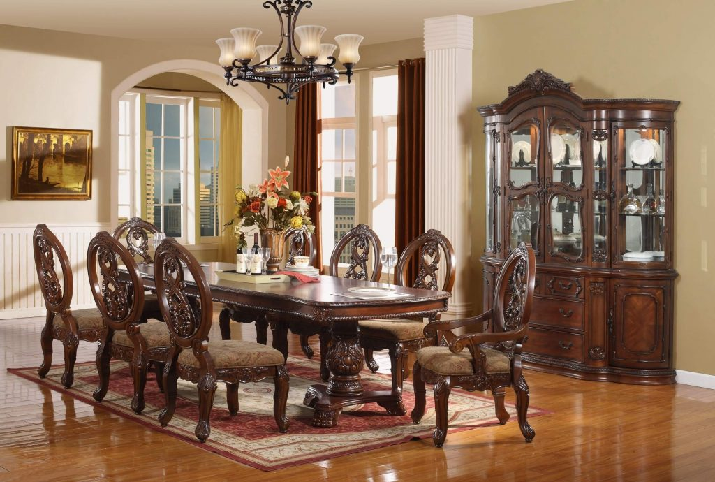 Hokku Designs Carmilla 7 Piece Dining Set Reviews Wayfair Room