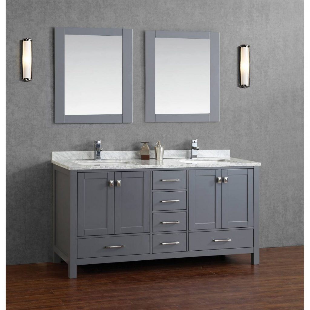 Home Decor Bautiful Solid Wood Bathroom Vanities Plus Buy Vincent