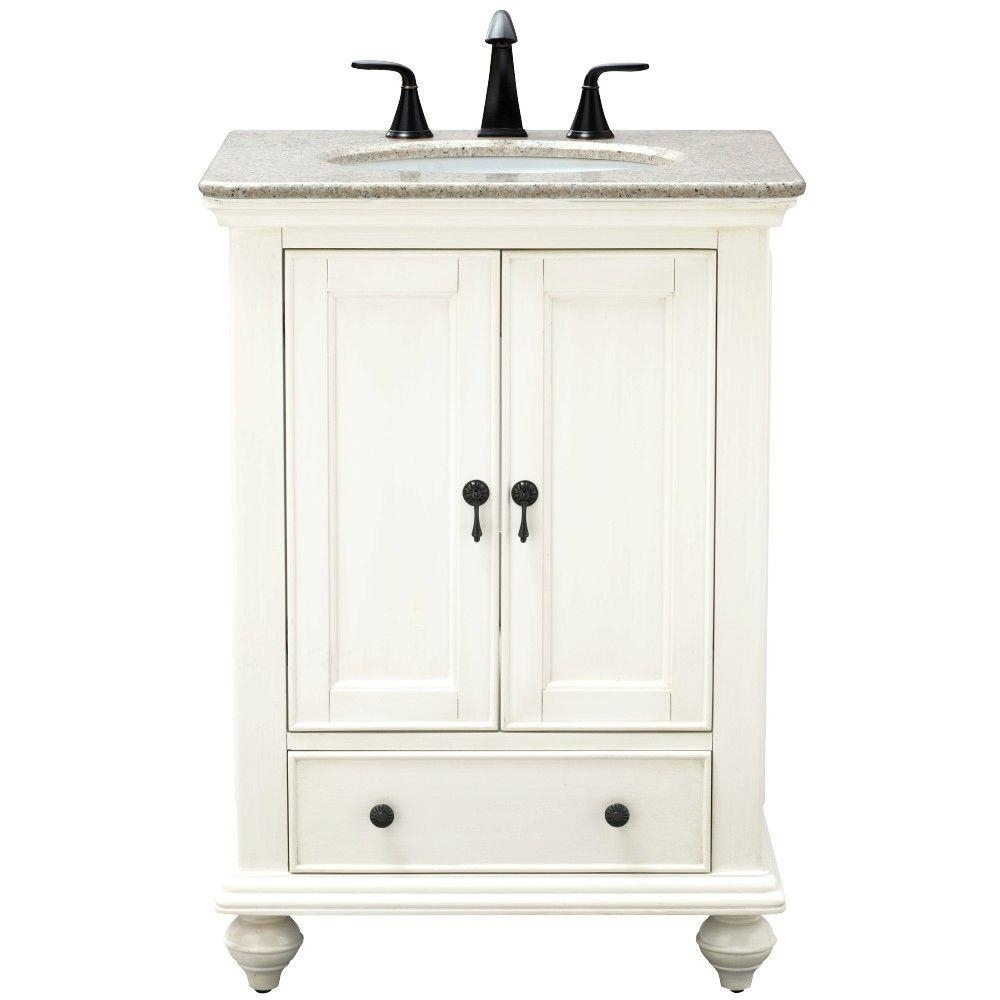 Home Decorators Collection Newport 25 In W X 215 In D Bath Vanity