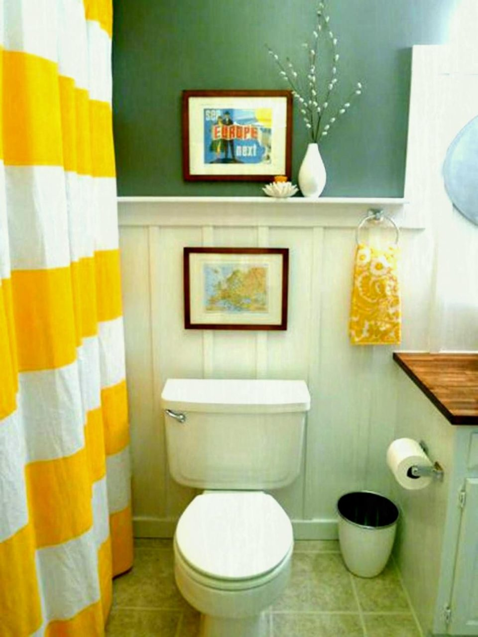 Home Design Bathroom Ideas On A Budget And Staggering Before And