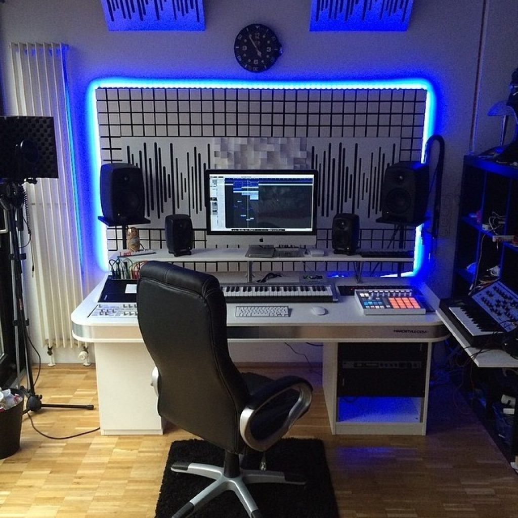 Home Recording Studio Design Ideas Music Studio Bedroom Music Studio