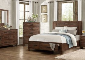 Bedroom Sets Distressed Wood