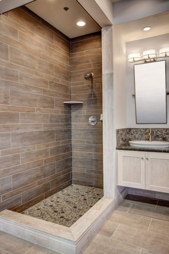 Houzz Small Bathroom Spirit Decoration