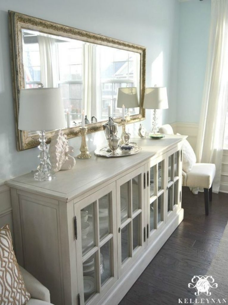 How The Right Dining Room Sideboard Can Complement The Dcor