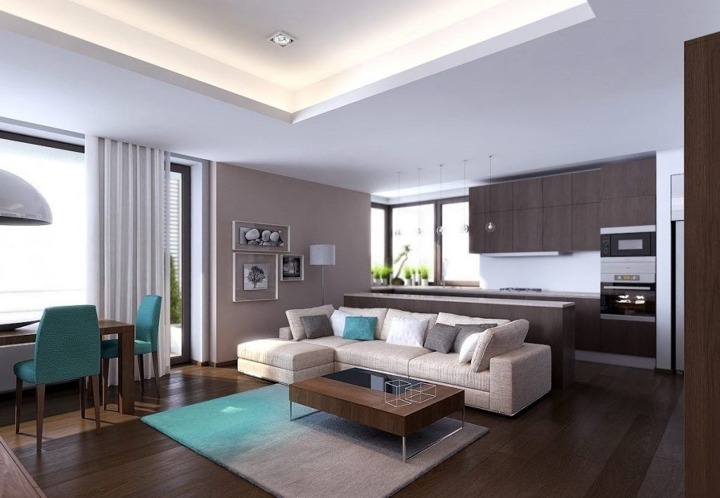 How To Decor Modern Apartment Living Room Ideas Safe Home