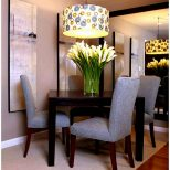 How To Decorate A Small Dining Room Roomy Designs Modern Iranews