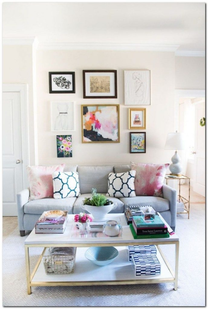 How To Decorating Small Apartment Ideas On Budget Pinterest