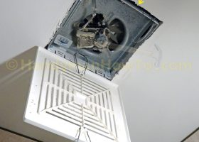 Bathroom Exhaust Fan Installation
