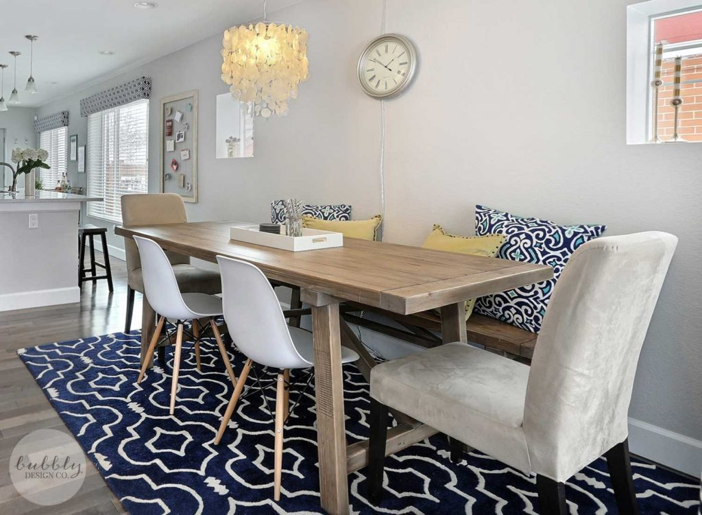 How To Mix Amp Match Dining Room Chairs Bubbly Design Co Cheap