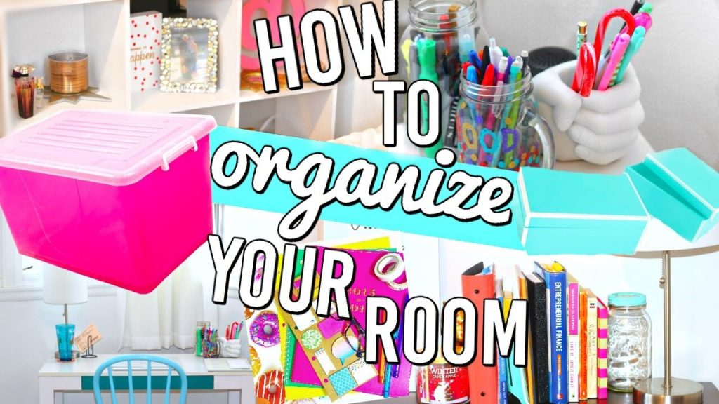 How To Organize Your Room Organization Hacks Diy And More Youtube