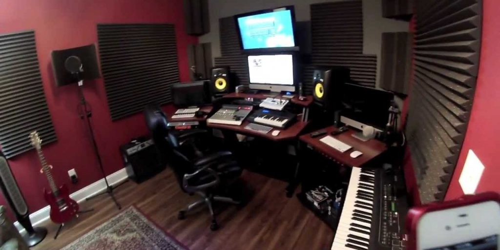 How To Start A Home Recording Studio Akwbeats