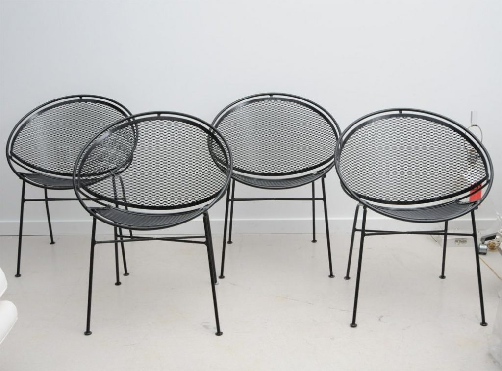 I Am On A Search To Find Vintage Salterini Wrought Iron Patio