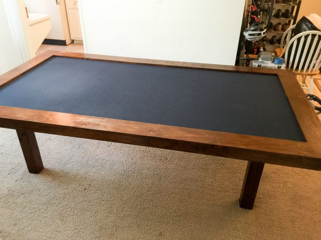 I Built A Dining Room Gaming Table For Under 400 Album On Imgur
