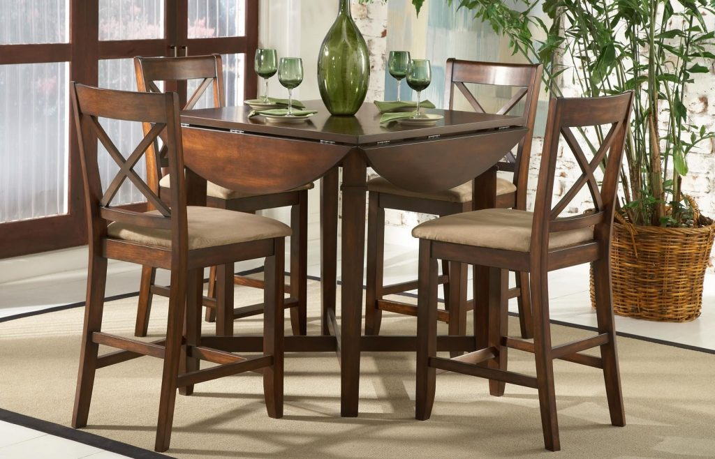 Ideas Drop Leaf Dining Table Set Cole Papers Design Ideal Drop