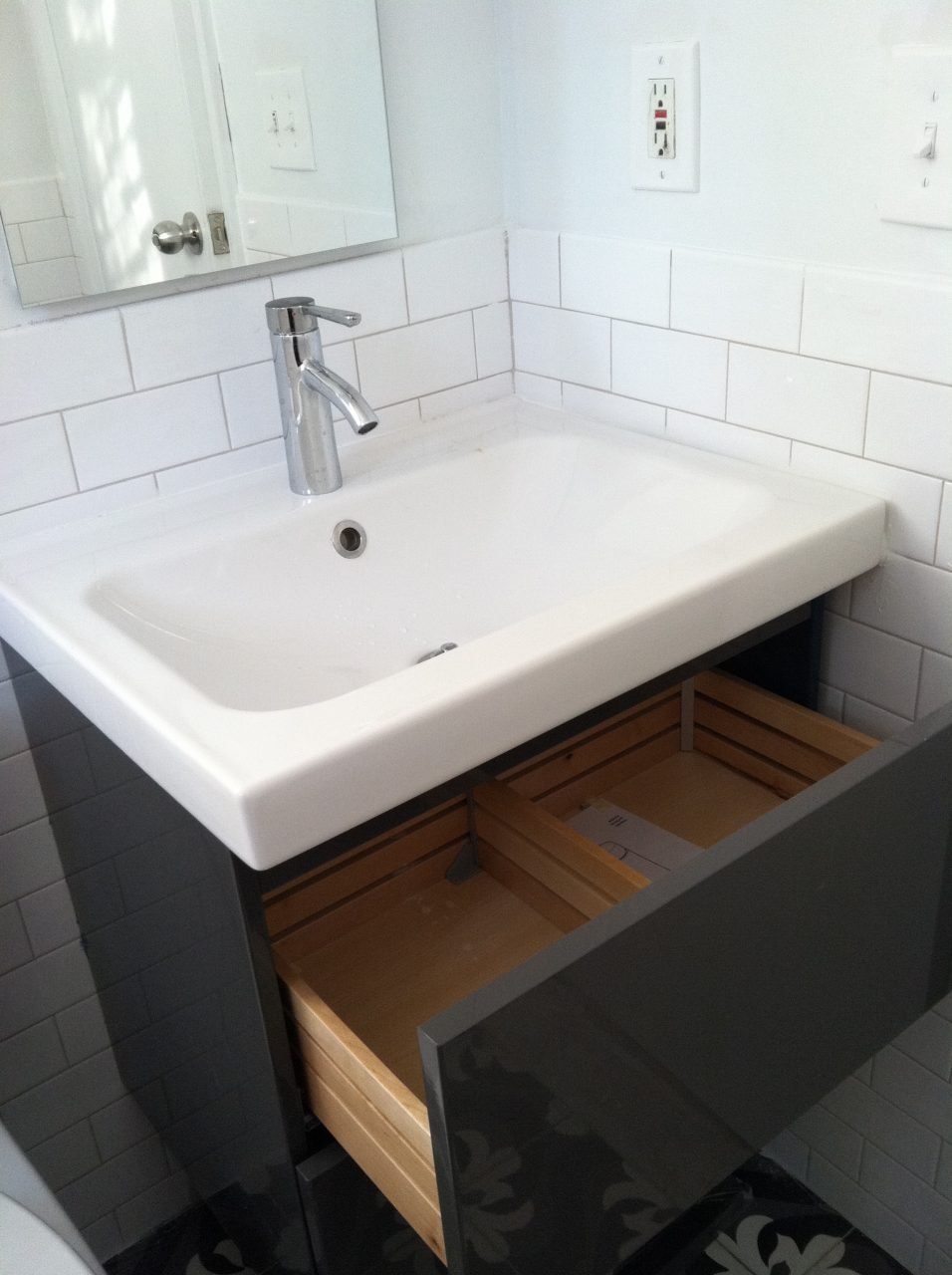 Ikea Sink Top New At Custom Small Bathroom Design With Paint